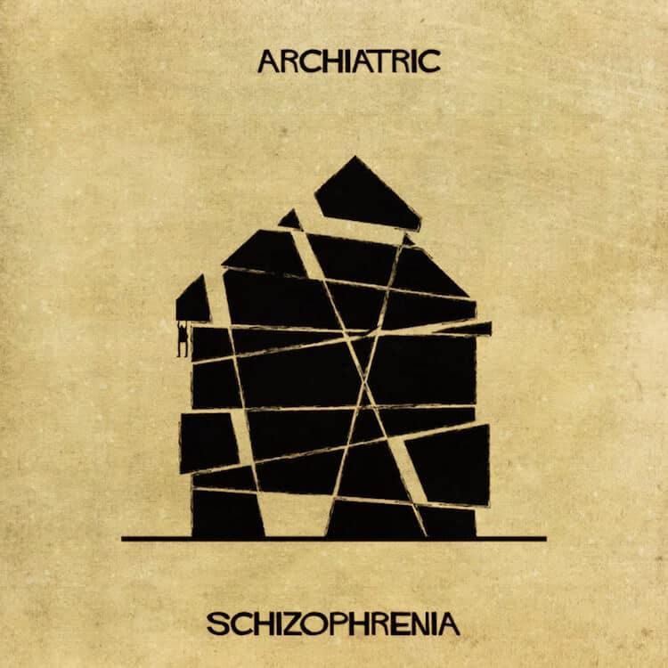 schizofrenie - federico-babina-archiatric